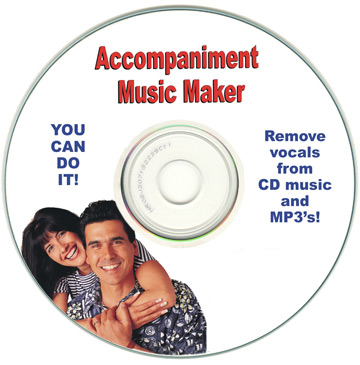 Karaoke Music Maker CD