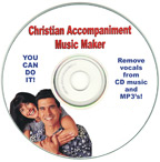Vocal Remover Software CD